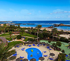 Elba Carlota Beach and Convention Resort hotell (Fuerteventura, Kanaari saared)
