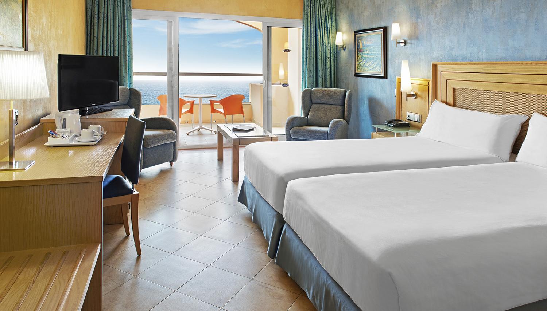 Elba Sara Beach & Golf resort hotell (Fuerteventura, Kanaari saared)