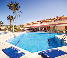 Esmeralda Maris hotell (Fuerteventura, Kanaari saared)