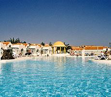 Fuertesol Bungalows viesnīca (Fuerteventura, Kanāriju salas)
