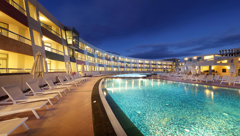 Eurostars Las Salinas hotell (Fuerteventura, Kanaari saared)