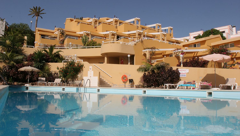 Punta Marina hotell (Fuerteventura, Kanaari saared)