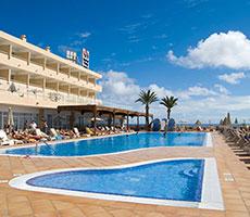 SBH Jandia Resort viesnīca (Fuerteventura, Kanāriju salas)