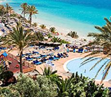 SBH Club Paraiso Playa viesnīca (Fuerteventura, Kanāriju salas)
