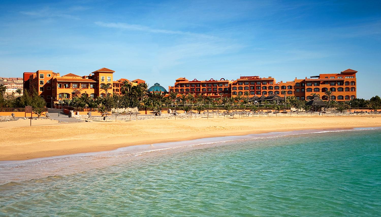 Sheraton Fuerteventura Beach Golf & Spa resort viesnīca (Fuerteventura, Kanāriju salas)
