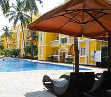 Adamo The Bellus hotell (Goa, India)