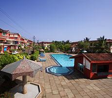 Colonia Jose Menino Resort hotell (Goa, India)