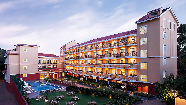 Ibis Styles Goa viesnīca (Goa, Indija)