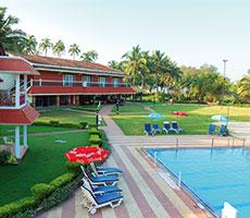 Nanu Resort hotell (Goa, India)