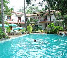 Villa Agusta hotell (Goa, India)