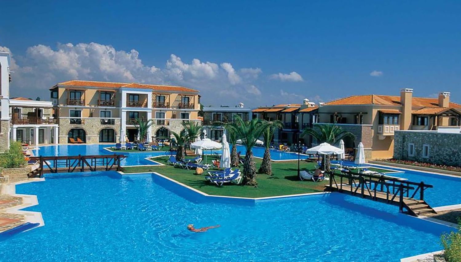 Aldemar Olympian Village Family Resort hotell (Patra, Kreeka)