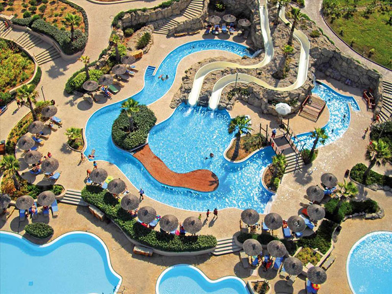 Grecotel Ilia Palms hotell (Patra, Kreeka)
