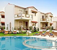 Naiades Villas Apartments hotell (Patra, Kreeka)