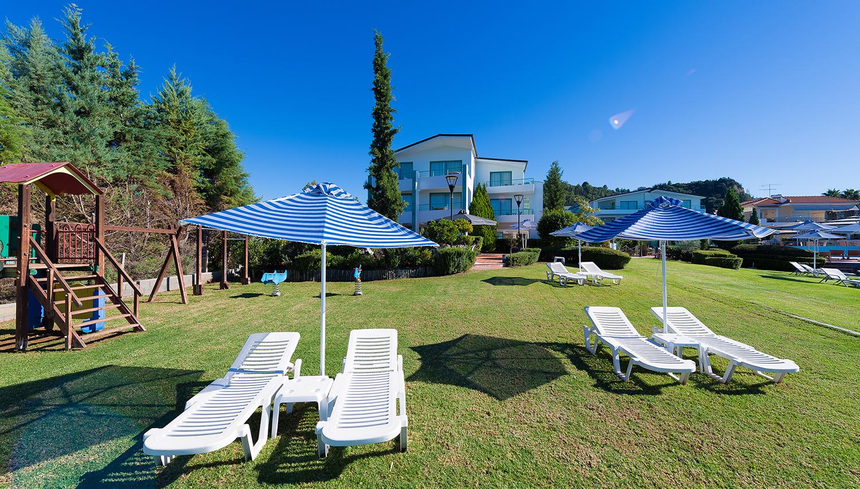 Poseidon Palace hotell (Patra, Kreeka)