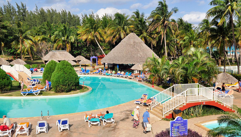 Brisas del Caribe hotell (Havanna, Kuuba )