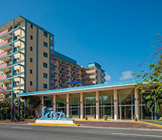Gran Caribe Sunbeach viesnīca (Havanna, Kuba)