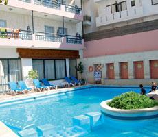 Agrabella viesnīca (Krēta, Grieķija)