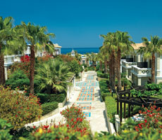 Aldemar Royal Mare гостиница (Крит, Греция)