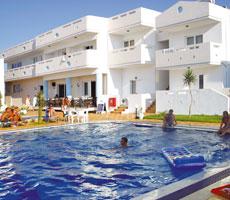 Anthoula Village viesnīca (Krēta, Grieķija)