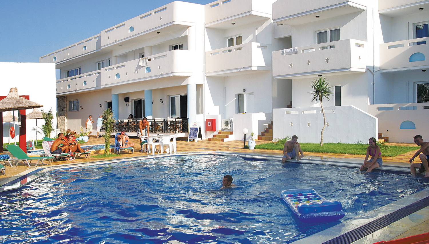 Anthoula Village hotell (Heraklion, Kreeka)