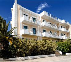Antinoos viešbutis (Kreta, Graikija)