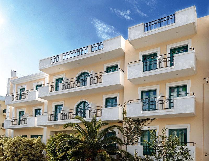 Antinoos hotell (Heraklion, Kreeka)