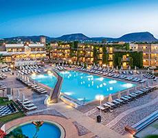 Bella Beach viesnīca (Herakleja, Grieķija)