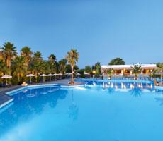 Aquila Rithymna Beach viešbutis (Kreta, Graikija)