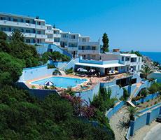 Bali Beach & Village viesnīca (Krēta, Grieķija)