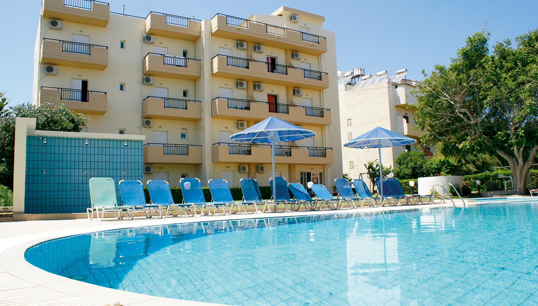 Castro Гостиница (Иераклион, Греция)