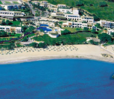Aldemar Cretan Village гостиница (Крит, Греция)
