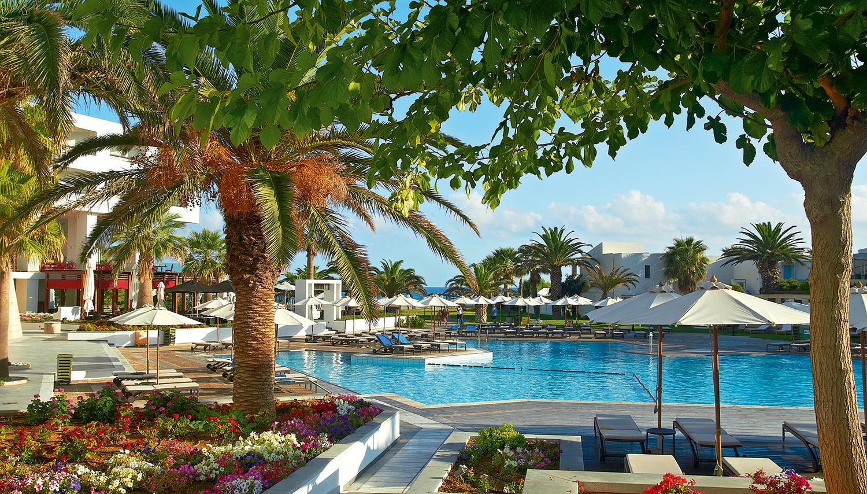 Grecotel Creta Palace hotell (Heraklion, Kreeka)