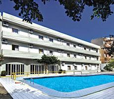 Porto Plazza viešbutis (Kreta, Graikija)
