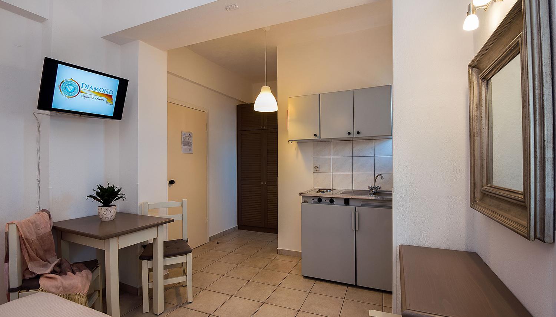 Diamond Apartments & Suites hotell (Heraklion, Kreeka)