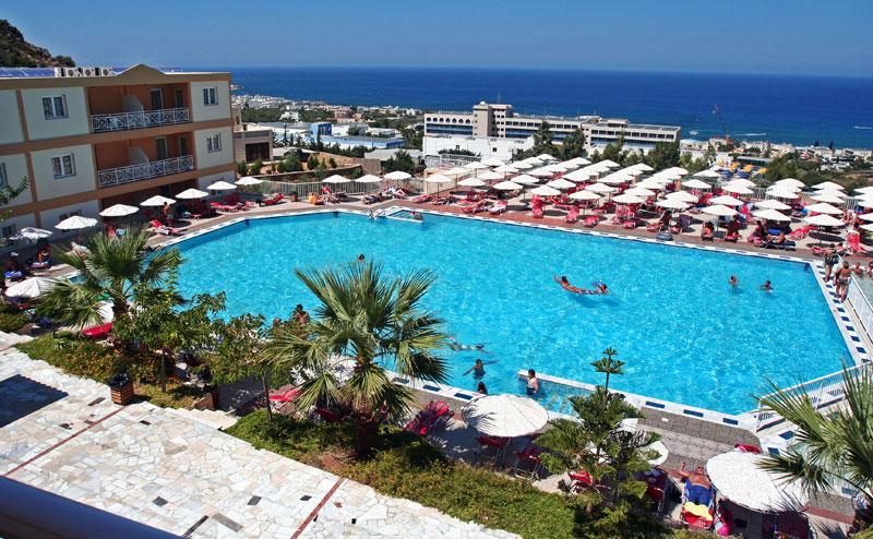 Aqua Sun Village hotell (Heraklion, Kreeka)