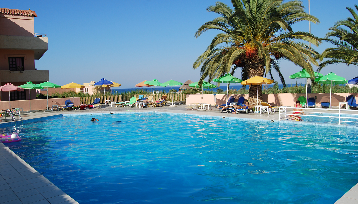 Fereniki Beach Hotels & Resorts hotell (Heraklion, Kreeka)