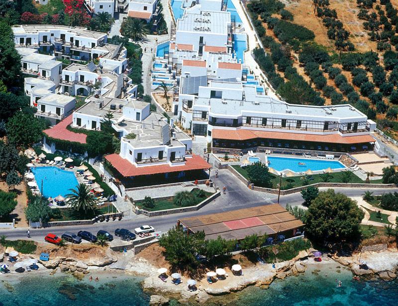 Hersonissos Maris hotell (Heraklion, Kreeka)