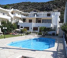 Iraklis Apartments hotell (Heraklion, Kreeka)