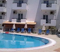Irilena Apartamentai viešbutis (Kreta, Graikija)