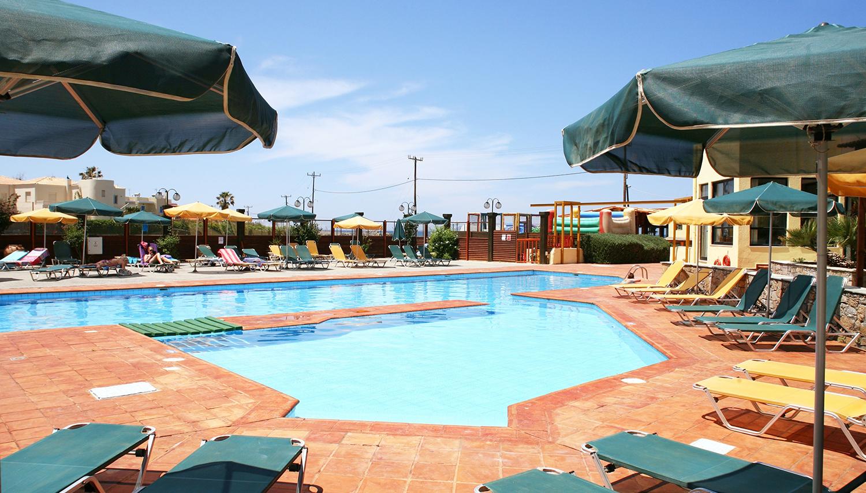 Kaissa Beach hotell (Heraklion, Kreeka)