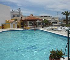 Kalia Beach гостиница (Крит, Греция)