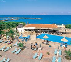 Kalia Beach viesnīca (Krēta, Grieķija)