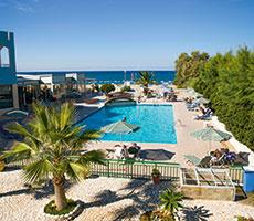 Kathrin Beach viešbutis (Kreta, Graikija)