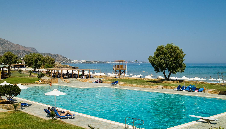 Kernos Beach hotell (Heraklion, Kreeka)