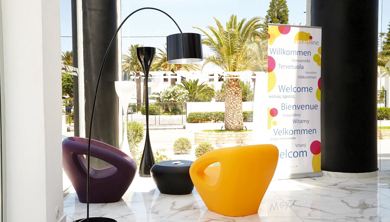 Rethymno Residence AquaPark hotell (Heraklion, Kreeka)