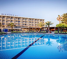 Kreeka, Heraklion, Marina Beach, 4*