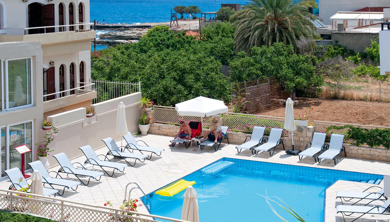 Mari Kristin hotell (Heraklion, Kreeka)