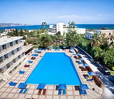 Marilena viesnīca (Krēta, Grieķija)