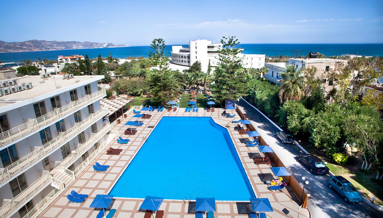 Marilena hotell (Heraklion, Kreeka)