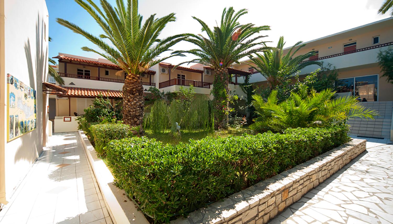 Maravel Land hotell (Heraklion, Kreeka)